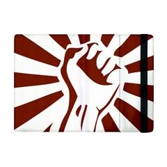 Fist Power Apple iPad Mini Flip Case