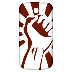 Fist Power Samsung Galaxy S3 S III Classic Hardshell Back Case