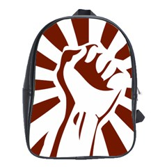 Fist Power School Bag (xl)
