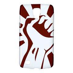 Fist Power Samsung Galaxy S4 Active (I9295) Hardshell Case