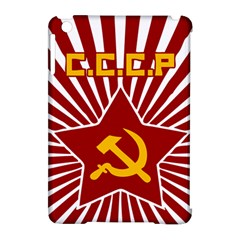 hammer and sickle cccp Apple iPad Mini Hardshell Case (Compatible with Smart Cover)