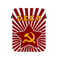 hammer and sickle cccp Apple iPad 2/3/4 Protective Soft Case