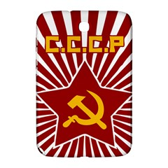 Hammer And Sickle Cccp Samsung Galaxy Note 8 0 N5100 Hardshell Case