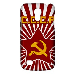 Hammer And Sickle Cccp Samsung Galaxy S4 Mini Hardshell Case