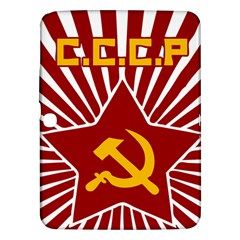 hammer and sickle cccp Samsung Galaxy Tab 3 (10.1 ) P5200 Hardshell Case