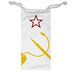 Cccp Mouse Pen Jewelry Bag