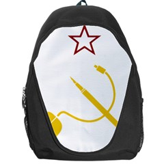 Cccp Mouse Pen Backpack Bag