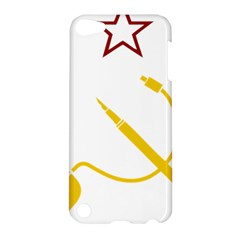Cccp Mouse Pen Apple iPod Touch 5 Hardshell Case