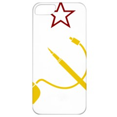 Cccp Mouse Pen Apple iPhone 5 Classic Hardshell Case