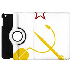 Cccp Mouse Pen Apple iPad Mini Flip 360 Case