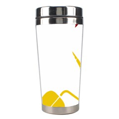 Cccp Mouse Pen Stainless Steel Travel Tumbler