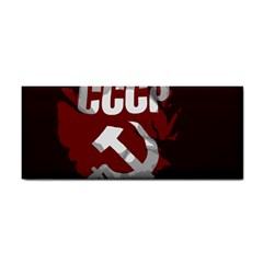 Cccp Soviet Union Flag Hand Towel
