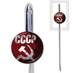 Cccp Soviet union flag Book Mark