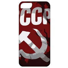 Cccp Soviet Union Flag Apple Iphone 5 Classic Hardshell Case