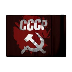 Cccp Soviet Union Flag Apple Ipad Mini Flip Case