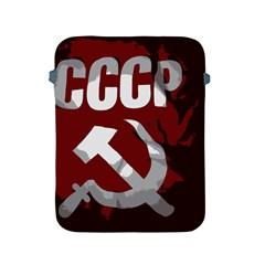 Cccp Soviet Union Flag Apple Ipad 2/3/4 Protective Soft Case