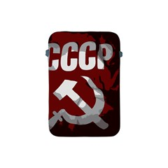 Cccp Soviet Union Flag Apple Ipad Mini Protective Soft Case