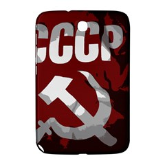 Cccp Soviet union flag Samsung Galaxy Note 8.0 N5100 Hardshell Case