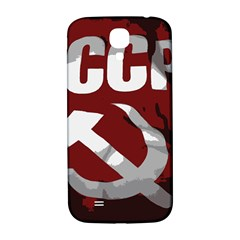 Cccp Soviet Union Flag Samsung Galaxy S4 I9500/i9505  Hardshell Back Case