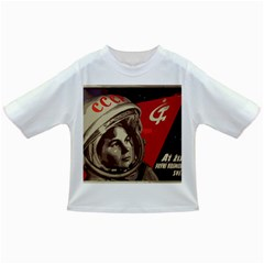 Soviet Union In Space Baby T-shirt