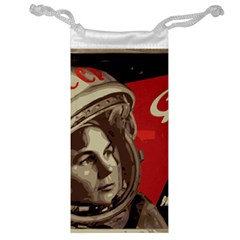 Soviet Union In Space Jewelry Bag