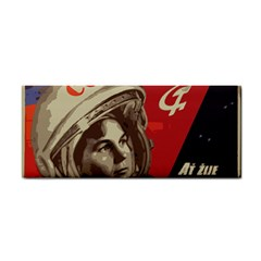 Soviet Union In Space Hand Towel