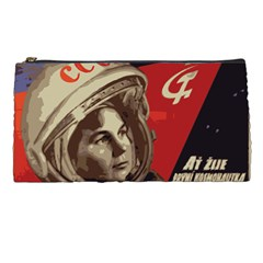 Soviet Union In Space Pencil Case