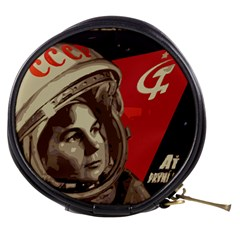 Soviet Union In Space Mini Makeup Case