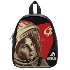 Soviet Union In Space School Bag (Small)