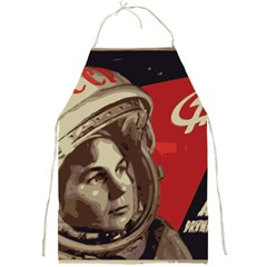 Soviet Union In Space Apron