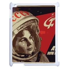 Soviet Union In Space Apple Ipad 2 Case (white)