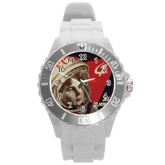 Soviet Union In Space Plastic Sport Watch (large)