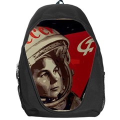 Soviet Union In Space Backpack Bag