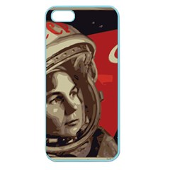 Soviet Union In Space Apple Seamless Iphone 5 Case (color)