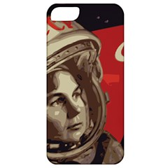 Soviet Union In Space Apple iPhone 5 Classic Hardshell Case