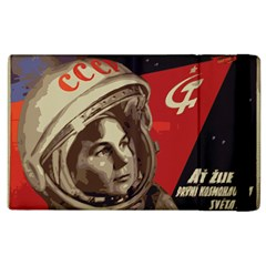 Soviet Union In Space Apple iPad 3/4 Flip Case