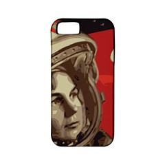 Soviet Union In Space Apple iPhone 5 Classic Hardshell Case (PC+Silicone)