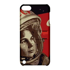 Soviet Union In Space Apple iPod Touch 5 Hardshell Case with Stand