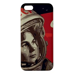 Soviet Union In Space iPhone 5 Premium Hardshell Case