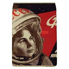 Soviet Union In Space Removable Flap Cover (Large)
