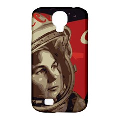 Soviet Union In Space Samsung Galaxy S4 Classic Hardshell Case (pc+silicone)