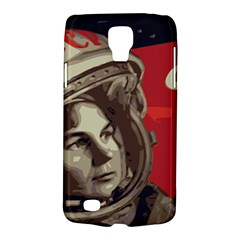 Soviet Union In Space Samsung Galaxy S4 Active (I9295) Hardshell Case