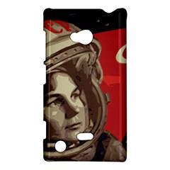 Soviet Union In Space Nokia Lumia 720 Hardshell Case