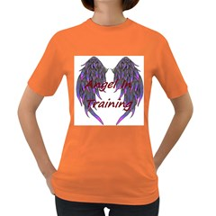 Angelintraining Womens' T-shirt (Colored)