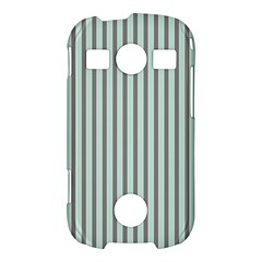 Light Green And Grey Strip Copy Samsung Galaxy S7710 Xcover 2 Hardshell Case