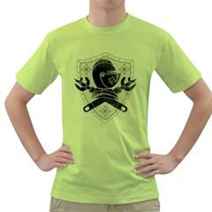 The Seal Mens  T-shirt (Green)
