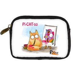 Picatso by PookieCat Digital Camera Leather Case