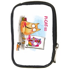 Picatso by PookieCat Compact Camera Leather Case