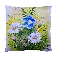 Meadow Flowers Cushion Case (One Side)