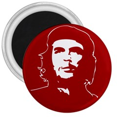 Chce Guevara, Che Chick 3  Button Magnet